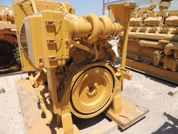 Caterpillar 3412MUI Power Unit-1200rpm, 450hp - IEG2260