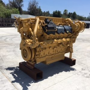 Caterpillar C32 ACERT Engine, 1000hp @ 2100rpm - IEG2283