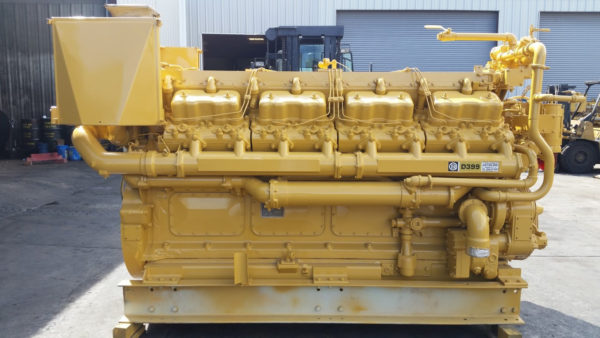 Caterpillar D399 Industrial Engine Overhaul - IEG2256