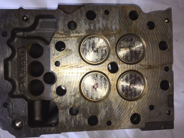 Caterpillar 172-0837 3500MUI Cylinder Head - M4219