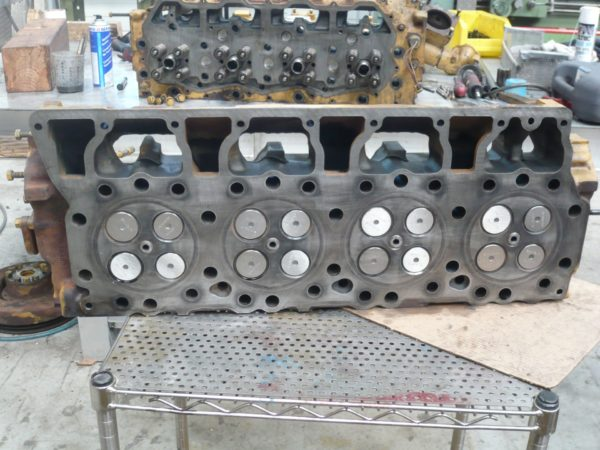 Caterpillar 3408C DITA Marine Propulsion Engine Rebuilt, 480hp @1800 Rebuilt -MEG4588
