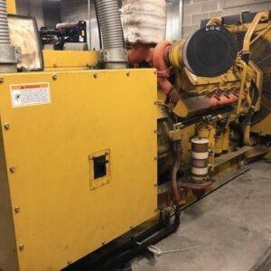 Caterpillar 3412 600kw Industrial Generator -IEG2284