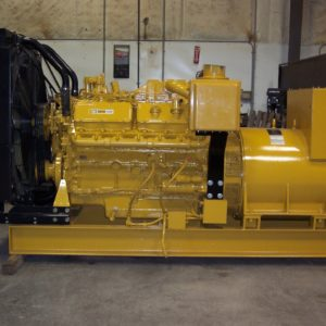 Caterpillar 3412, 600v, 650kw Genset - IEG2261
