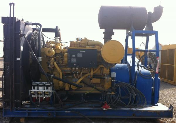 Caterpillar 3508B Industrial Engine, 1000hp @ 1200rpm - IEG2281