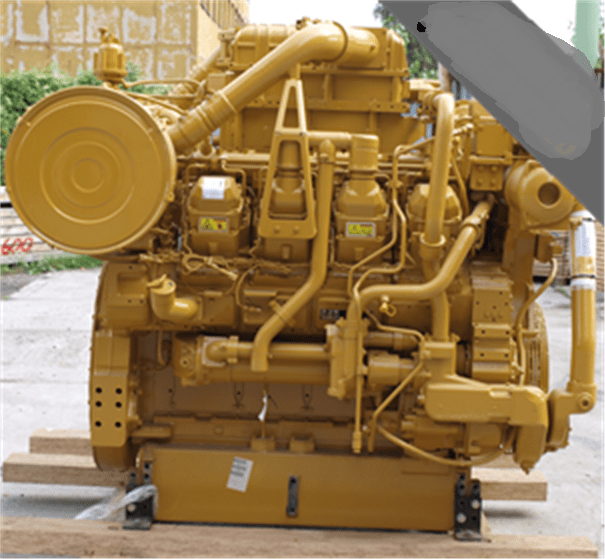 Caterpillar 3508C Gen Drive Engine - IEG2247