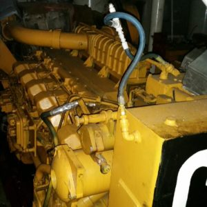 Caterpillar 3512B Propulsion Engine Pair - MEG4502