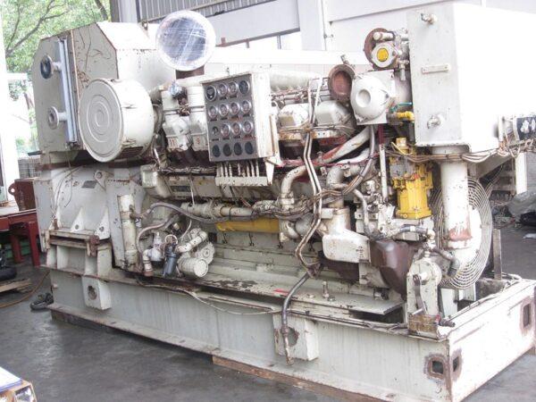 Caterpillar 3512DITA Marine Genset 1000kva -MEG4622