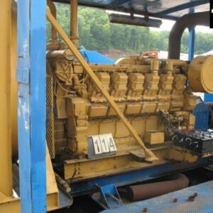 Caterpillar 3512MUI Industrial Engine, 1250hp @ 1200rpm - IEG2280