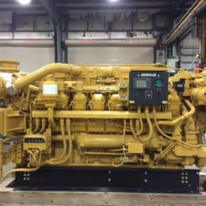 Caterpillar 3516C-HD Marine Generator Engine - MEG4435