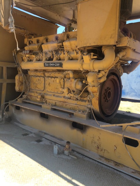 Caterpillar D398 Industrial Engine - IEG2233