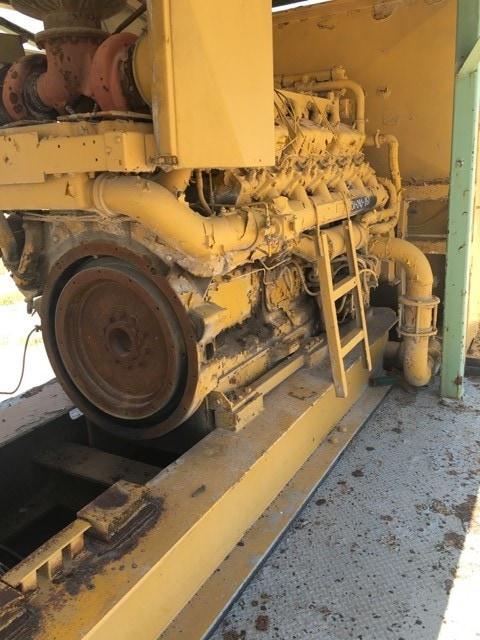 Caterpillar D398 Industrial Engine - IEG2233