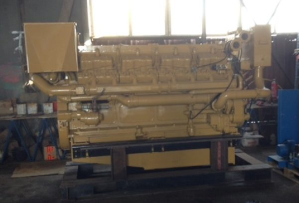 Caterpillar D399 Marine Engine - MEG4404