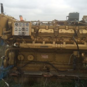 Caterpillar D399 Marine Propulsion Pair - MEG4602