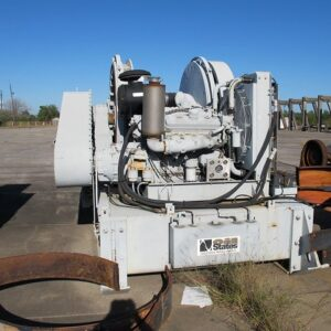 Clyde Frame 12 Winch Misc - M2036