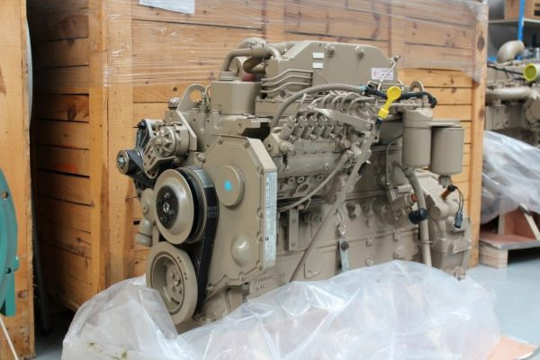 Cummins 6BTA Industrial Engine, 167hp - IEG2268