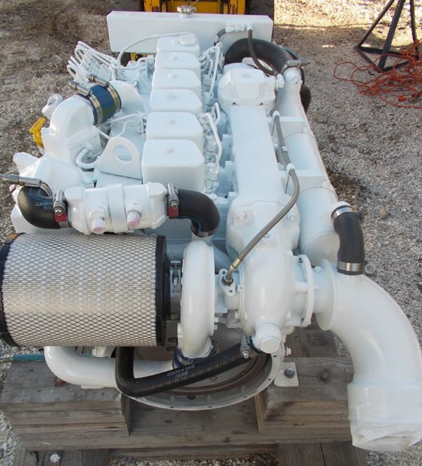 Cummins 6BTA-315hp - MEG4444