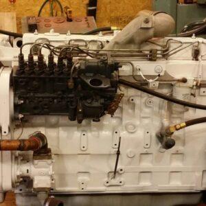 Cummins 6CTA Marine Engine w/Gears Pair - MEG4472