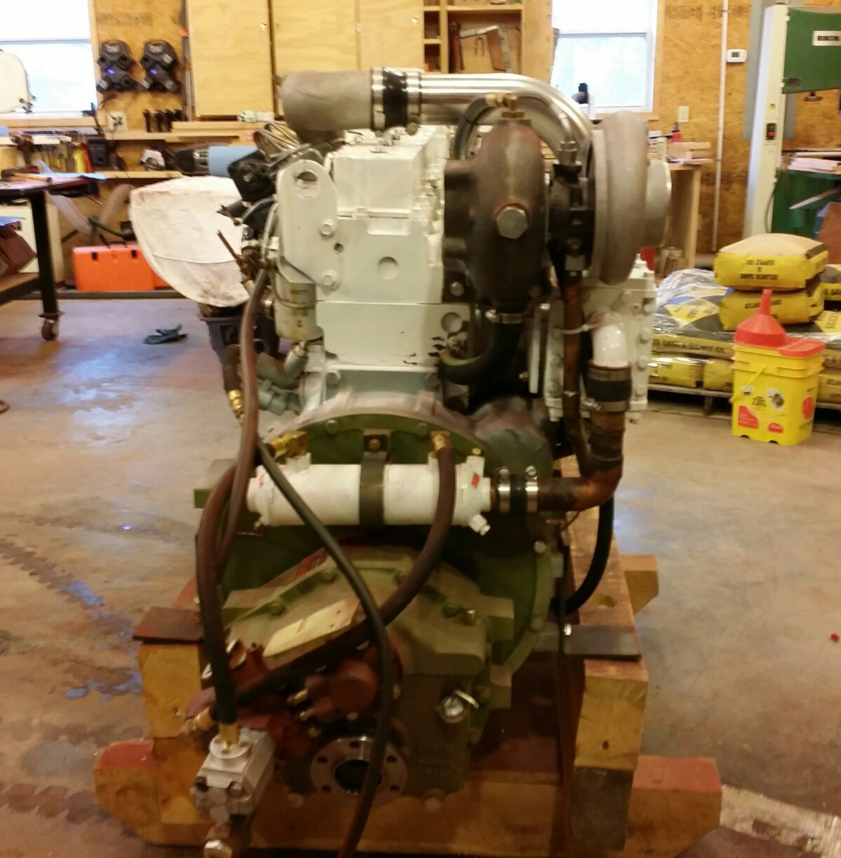Cummins 6CTA Marine Engine w/Gears Pair - MEG4472