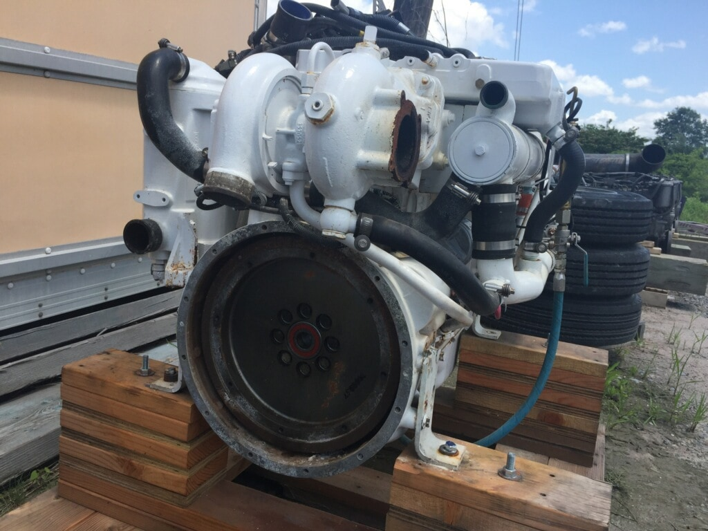 Cummins QSB-380 5.9 Engine - MEG4563