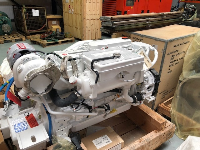 Cummins QSB6.7L Engine, 550hp - MEG4621