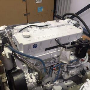 Cummins QSM11-660hp Marine Engine Rebuilt - MEG4552