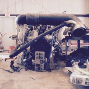 Detroit Diesel 12V92TA-900hp Engine Pair - MEG4607