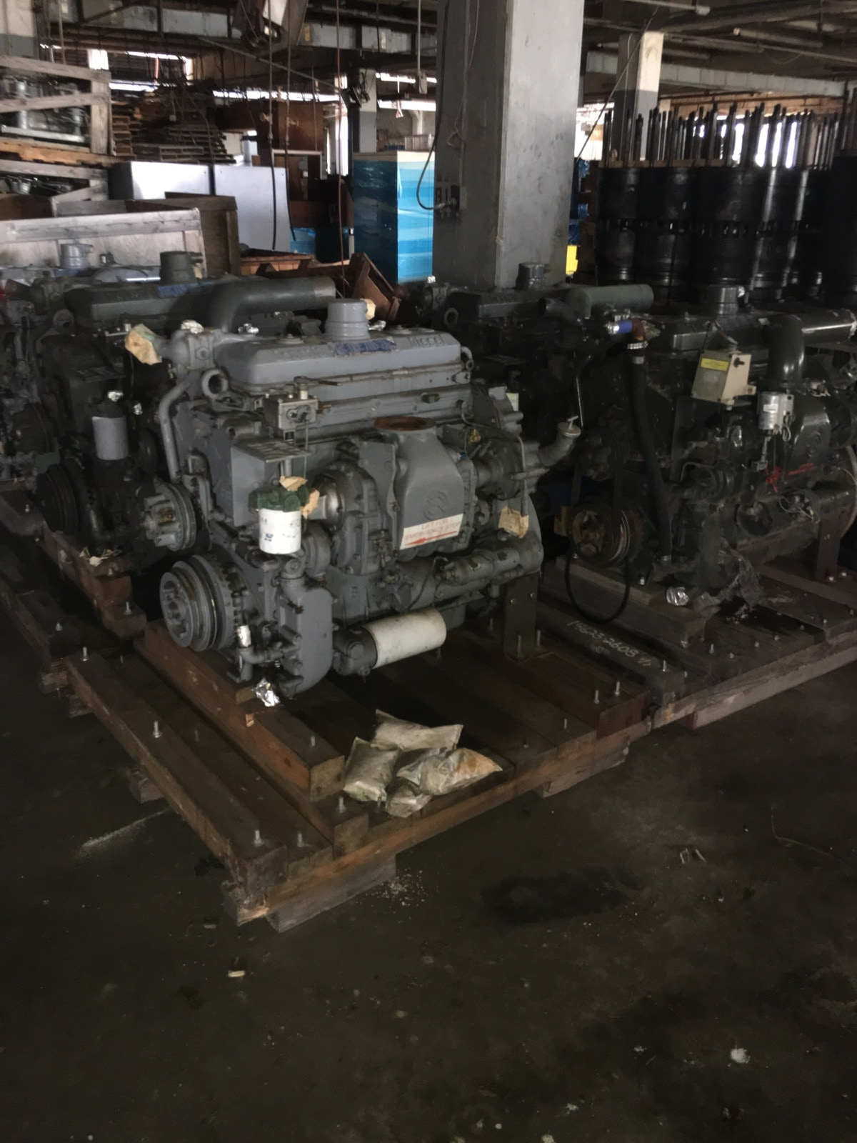 Detroit Diesel 471 Industrial Engine - IEG2277