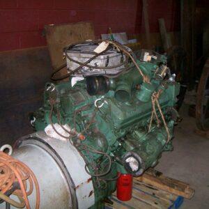 Detroit Diesel 8V71 Marine Generator- MEG4004