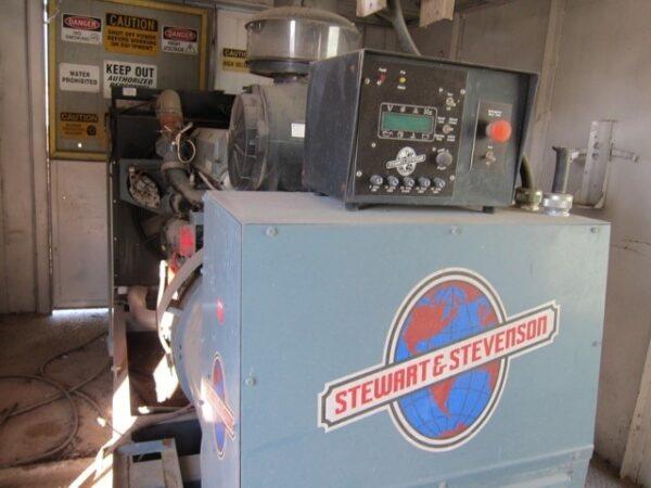 Detroit Diesel 60-380kw Industrial Genset -IEG2241