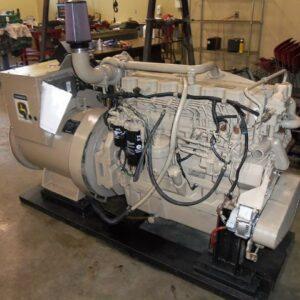 John Deere 150kw Marine Generator - MEG4338