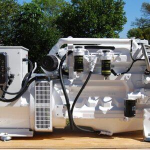 John Deere 40-99kw Marine Generator - MEG4234