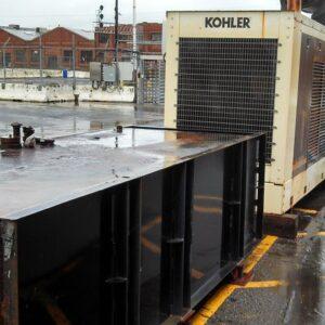 Kohler 250kw Industrial Generator - IEG2203