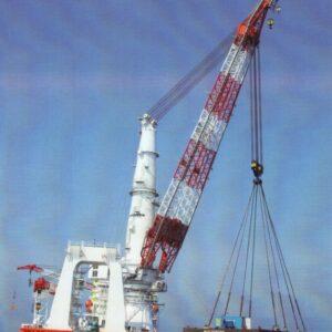 Leibherr MTC78000 Pedestal Crane, 1600-ton - C2038