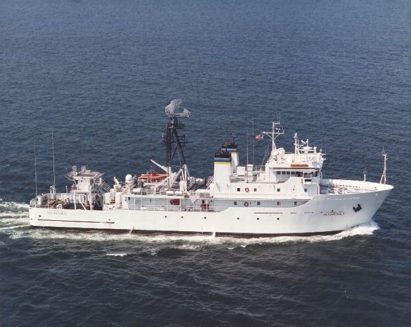 MyMarineTracker 225ft Ice Class Expedition/Research Vessel - MV2012