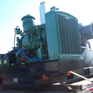 MyMarineTracker 50-Ton Diesel Driven Winch -M4221