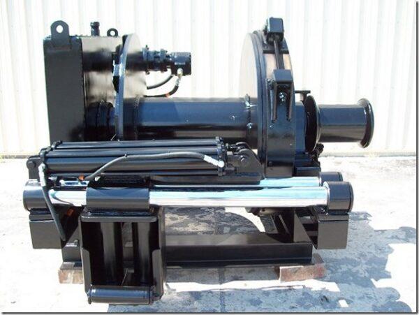 MyMarineTracker Single Drum Towing Winch - M2053