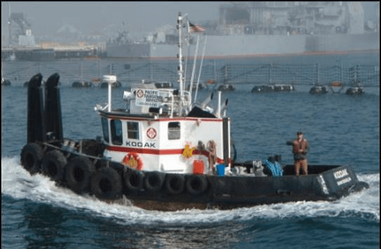 MyMarineTracker Tug Boat 40x15 950hp - MV2013
