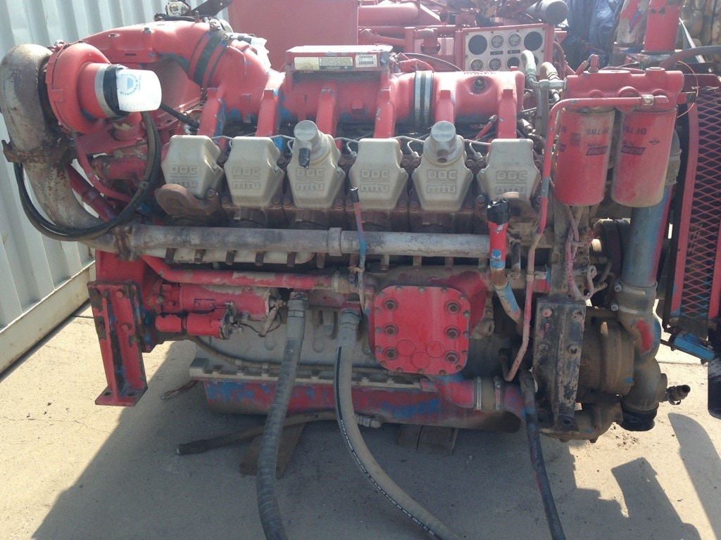 MTU 12V2000 Industrial Engine-750hp - IEG2244