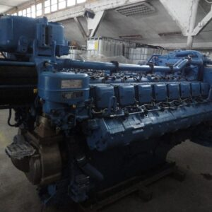 MTU 16V396 Marine Engine - MEG4283