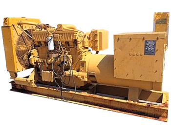 Industrial Engines & Gensets
