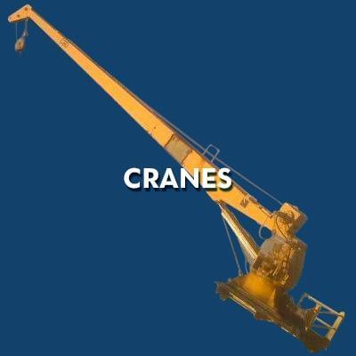 MyMarineTracker Cranes