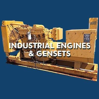 MyMarineTracker Industrial Engines and Gensets