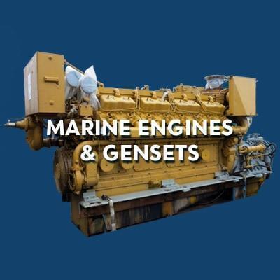 MyMarineTracker Marine Engines and Gensets