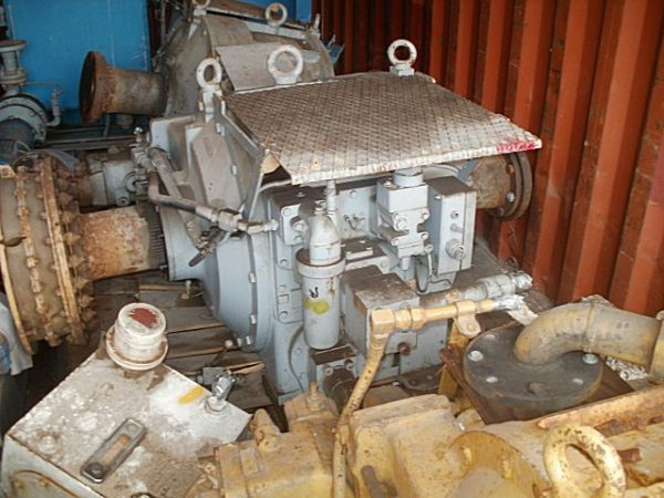 Twin Disc 3000 Transmission - T2054