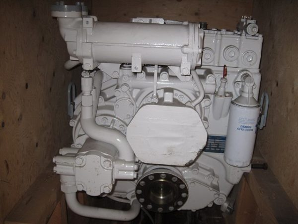 ZF BW1950A Transmission - T2086