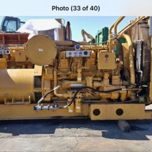 Caterpillar 3508DITA 750Kw Low Hours (3)-IEG2304