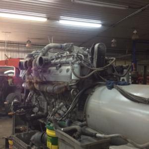 Detroit 16V149T Industrial Engine-IEG2307