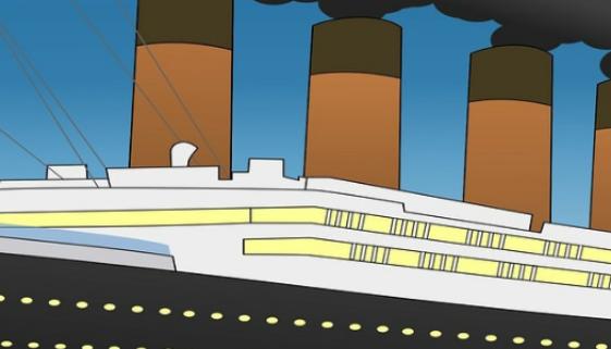 MyMarineTracker-Titanic