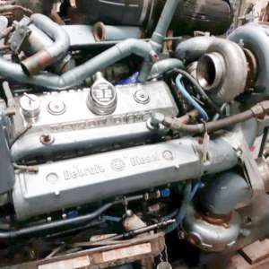 Detroit Diesel 8V92TA Pair 735HP-MEG4738