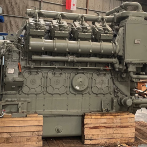 GE 8V228 1753HP Pair With Gears CPP-MEG4742